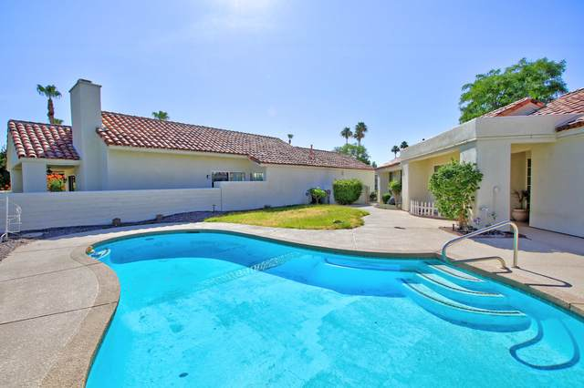 43819 Via Granada, Palm Desert, CA 92211 (#219044973) :: The Pratt Group