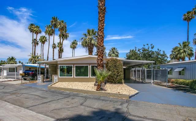 140 Laguna Drive, Palm Springs, CA 92264 (MLS #219044989) :: The Sandi Phillips Team