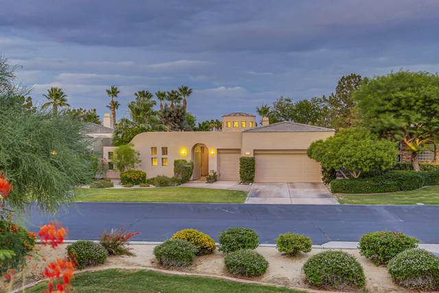 6 Via Haciendas, Rancho Mirage, CA 92270 (MLS #219045077) :: Mark Wise | Bennion Deville Homes