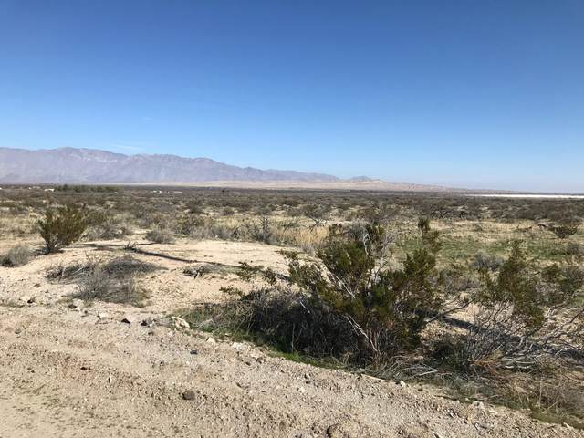 0 Yaqui Pass Road, Borrego Springs, CA 92004 (#219045144) :: The Pratt Group