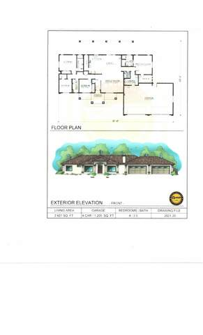 7202 Olympic Road, Joshua Tree, CA 92252 (MLS #219045198) :: Brad Schmett Real Estate Group