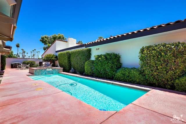 127 Don Quixote Drive, Rancho Mirage, CA 92270 (MLS #219045219) :: The John Jay Group - Bennion Deville Homes