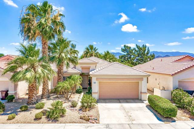 78919 Nectarine Drive, Palm Desert, CA 92211 (MLS #219045244) :: The Jelmberg Team