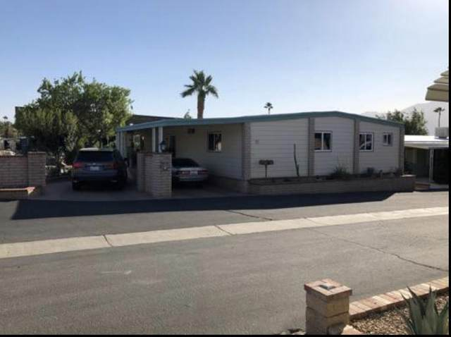 18555 Roberts Rd Road #57, Desert Hot Springs, CA 92241 (MLS #219045271) :: Mark Wise | Bennion Deville Homes