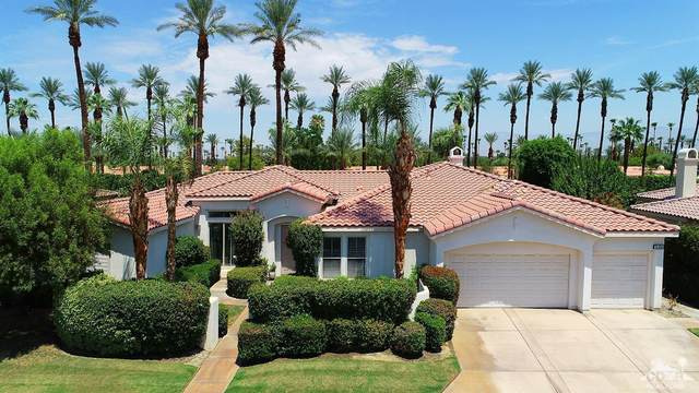 75894 Via Allegre, Indian Wells, CA 92210 (MLS #219045286) :: The John Jay Group - Bennion Deville Homes
