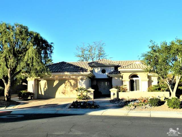 78626 Blooming Court, Palm Desert, CA 92211 (MLS #219045287) :: The Jelmberg Team