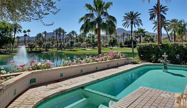 75487 Riviera Drive, Indian Wells, CA 92210 (MLS #219045319) :: The John Jay Group - Bennion Deville Homes