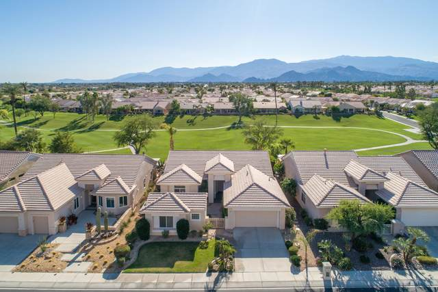 78693 Sunrise Mountain View, Palm Desert, CA 92211 (MLS #219045327) :: The Jelmberg Team