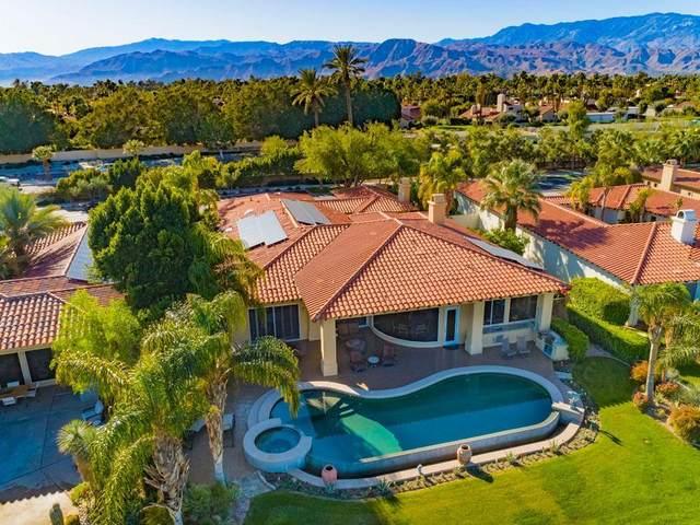146 Loch Lomond Road, Rancho Mirage, CA 92270 (MLS #219045337) :: The John Jay Group - Bennion Deville Homes