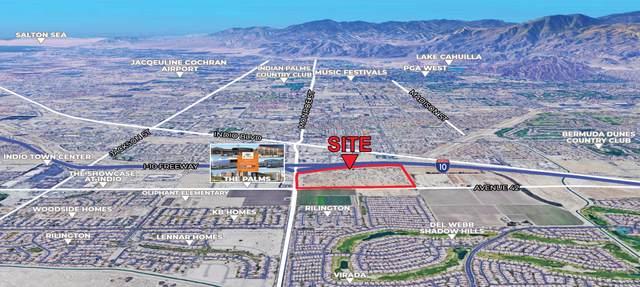 0 Nwc Monroe St & I-10, Indio, CA 92202 (#219045387) :: The Pratt Group