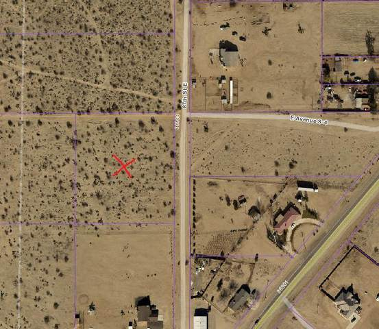 36971 Vac/87Th St E/Vic Avenue S4, Sun Village, CA 93543 (MLS #219045412) :: Desert Area Homes For Sale