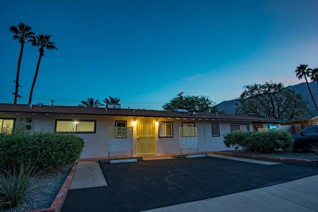 877 E Cottonwood Road, Palm Springs, CA 92262 (MLS #219045452) :: The Jelmberg Team
