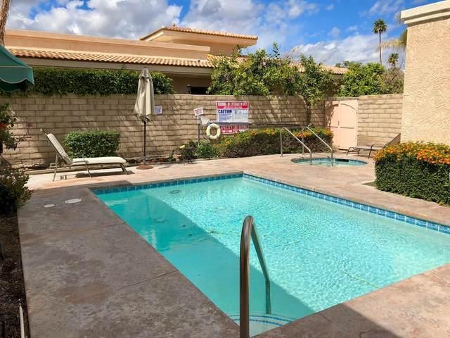74475 Driftwood Drive #3, Palm Desert, CA 92260 (MLS #219045463) :: The Sandi Phillips Team