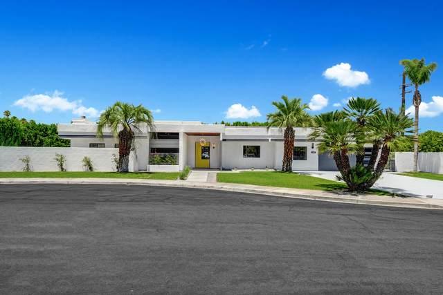 1050 Deepak Road, Palm Springs, CA 92262 (MLS #219045486) :: KUD Properties