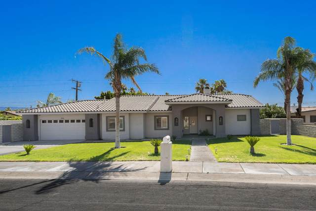 2120 W Nicola Road, Palm Springs, CA 92262 (MLS #219045495) :: The John Jay Group - Bennion Deville Homes
