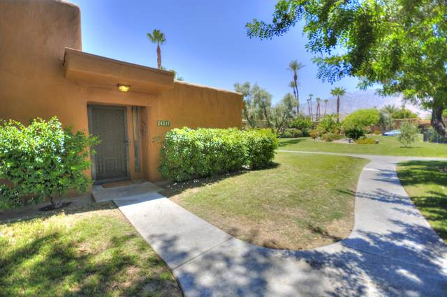 2451 S Birdie Way, Palm Springs, CA 92264 (MLS #219045503) :: The John Jay Group - Bennion Deville Homes