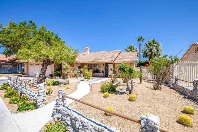 69678 Stonewood Court, Cathedral City, CA 92234 (MLS #219045511) :: The Jelmberg Team