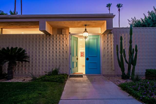 162 Desert Lakes Drive, Palm Springs, CA 92264 (MLS #219045543) :: The John Jay Group - Bennion Deville Homes