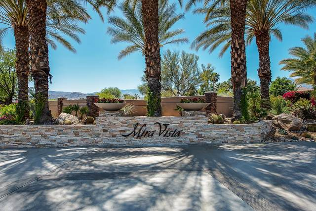 20 Via Bella, Rancho Mirage, CA 92270 (MLS #219045545) :: The Jelmberg Team