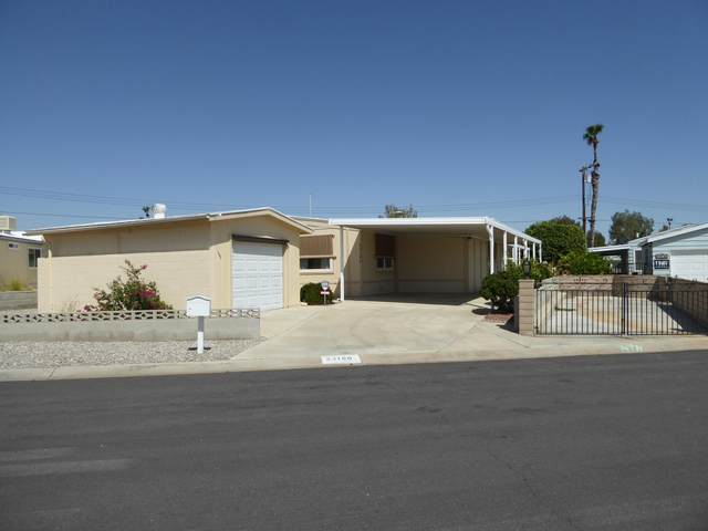 33180 Laredo Circle, Thousand Palms, CA 92276 (MLS #219045552) :: The Sandi Phillips Team