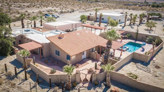 26600 Hopper Road, Desert Hot Springs, CA 92241 (#219045554) :: The Pratt Group