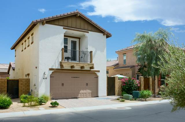 456 Limestone, Palm Springs, CA 92262 (MLS #219045560) :: The John Jay Group - Bennion Deville Homes