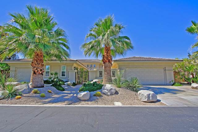 20 Oakmont Drive, Rancho Mirage, CA 92270 (MLS #219045562) :: The John Jay Group - Bennion Deville Homes