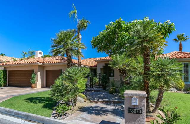 73070 Calliandra Street, Palm Desert, CA 92260 (#219045575) :: The Pratt Group