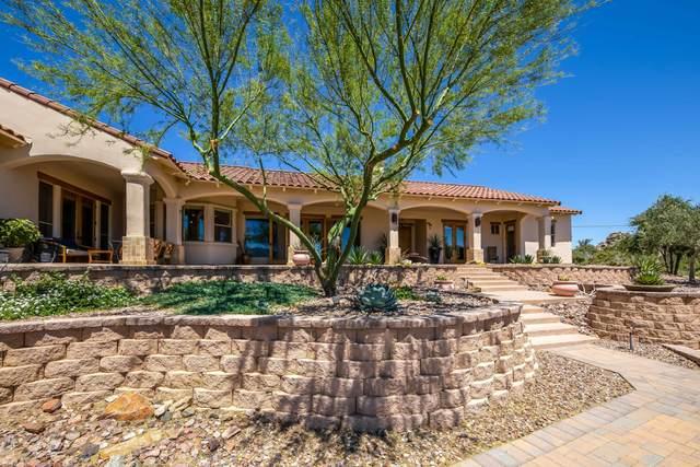 60495 Yucca Road, Mountain Center, CA 92561 (MLS #219045600) :: Hacienda Agency Inc