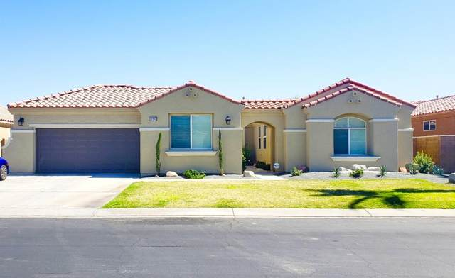 83843 Collection Drive, Indio, CA 92203 (MLS #219045617) :: The Jelmberg Team