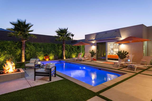 605 Cache Lane, Palm Springs, CA 92262 (MLS #219045623) :: The Jelmberg Team