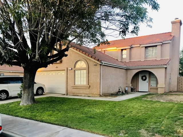 45868 Cimarron Road, Indio, CA 92201 (MLS #219045647) :: The Jelmberg Team