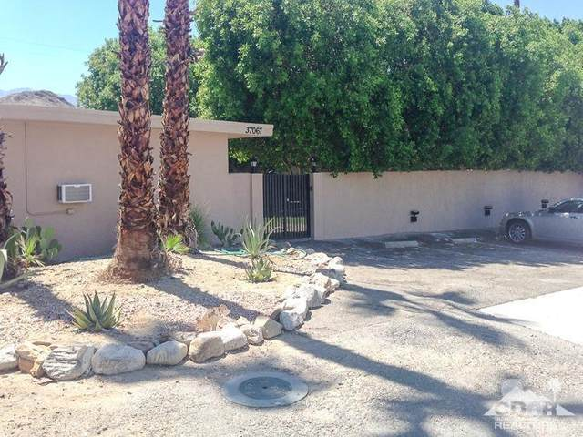 37067 Bankside Drive, Cathedral City, CA 92234 (MLS #219045689) :: The John Jay Group - Bennion Deville Homes
