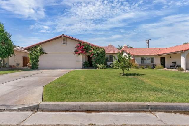 78570 Bottlebrush Drive, La Quinta, CA 92253 (MLS #219045715) :: The Sandi Phillips Team