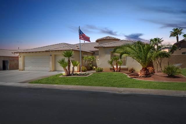 40839 Morris Street, Indio, CA 92203 (MLS #219045756) :: Hacienda Agency Inc