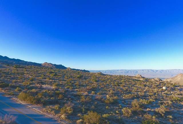 046/037 Carrizo Road, Mountain Center, CA 92561 (#219045760) :: The Pratt Group