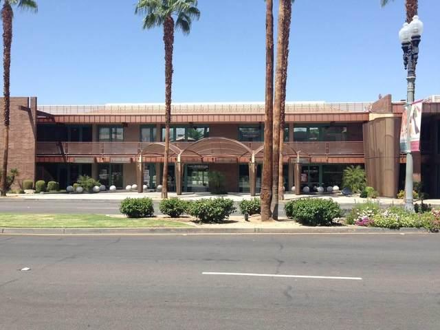 73350 El Paseo #106, Palm Desert, CA 92260 (MLS #219045767) :: Hacienda Agency Inc