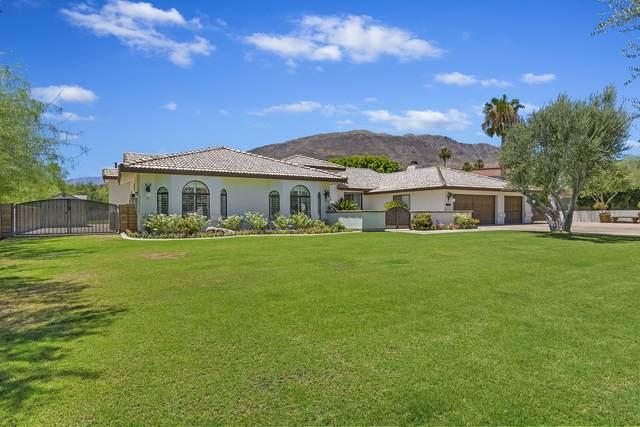 72089 Magnesia Falls Drive, Rancho Mirage, CA 92270 (MLS #219045782) :: Hacienda Agency Inc