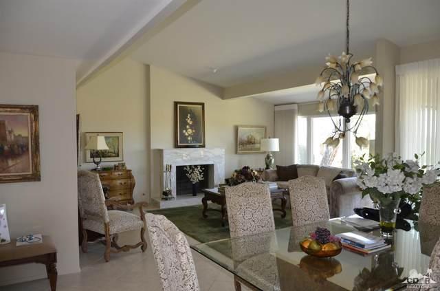 40220 Via Los Altos, Rancho Mirage, CA 92270 (MLS #219045784) :: The John Jay Group - Bennion Deville Homes