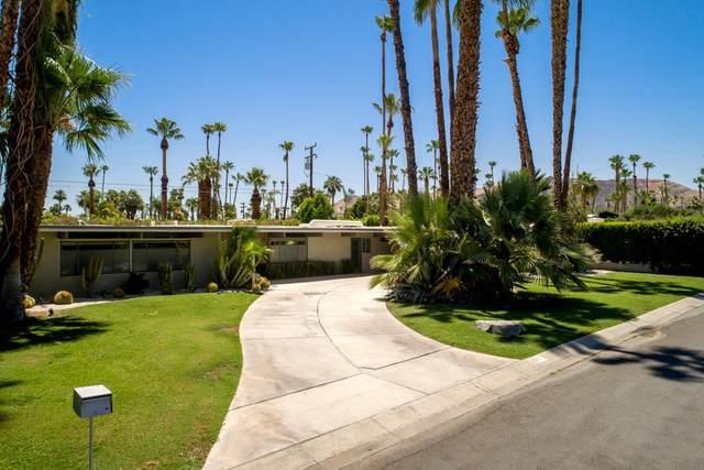 1366 S Paseo De Marcia, Palm Springs, CA 92264 (MLS #219045788) :: Hacienda Agency Inc