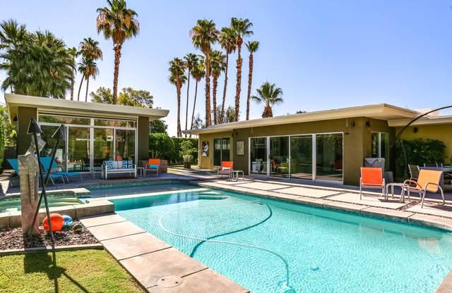 1350 N Riverside Drive, Palm Springs, CA 92264 (MLS #219045813) :: Brad Schmett Real Estate Group