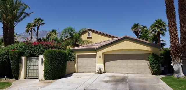3375 N Avenida San Gabriel Road, Palm Springs, CA 92262 (MLS #219045816) :: The John Jay Group - Bennion Deville Homes