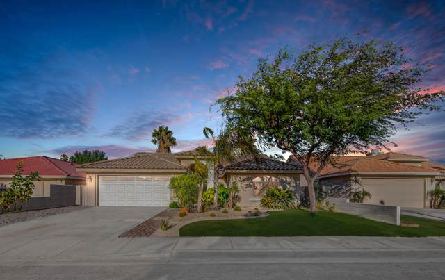 33866 Navajo Trail, Cathedral City, CA 92234 (MLS #219045824) :: The John Jay Group - Bennion Deville Homes
