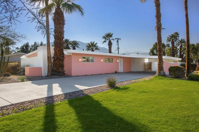 72862 Parkview Drive, Palm Desert, CA 92260 (MLS #219045831) :: The Sandi Phillips Team