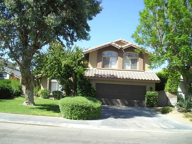 68660 Senora Road, Cathedral City, CA 92234 (MLS #219045840) :: The John Jay Group - Bennion Deville Homes