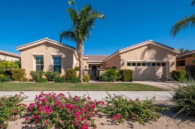 81823 Prism Drive, La Quinta, CA 92253 (MLS #219045845) :: The Jelmberg Team