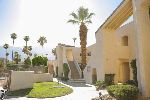 5300 E Waverly Drive #F11, Palm Springs, CA 92264 (MLS #219045864) :: The Jelmberg Team