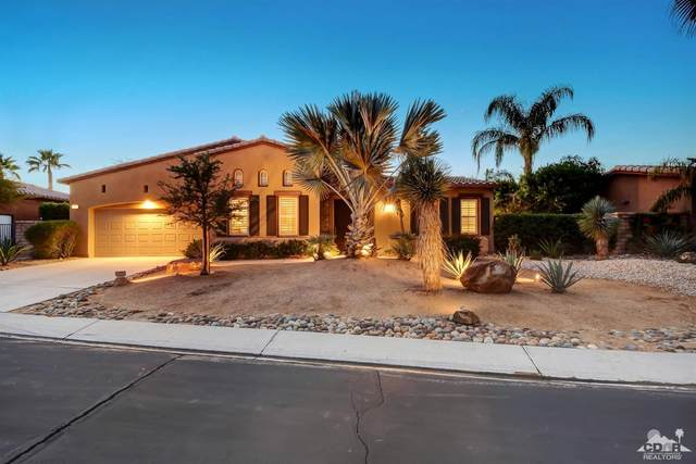 115 Via Santo Tomas, Rancho Mirage, CA 92270 (MLS #219045872) :: The Sandi Phillips Team