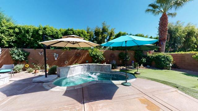 81784 Rustic Canyon Drive, La Quinta, CA 92253 (MLS #219045877) :: The Sandi Phillips Team