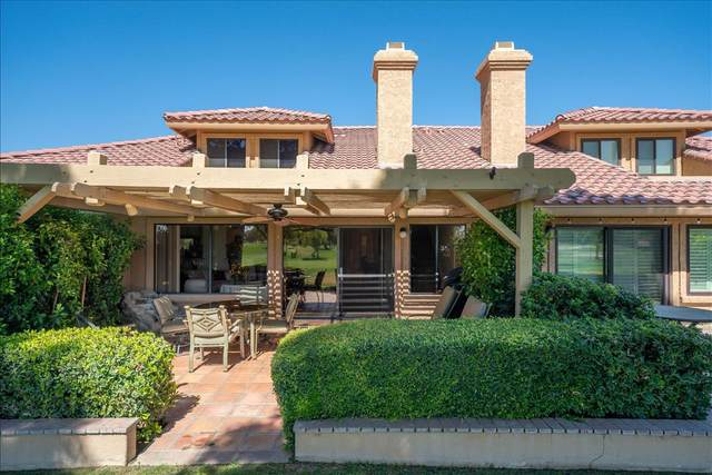 41320 Woodhaven Drive, Palm Desert, CA 92211 (MLS #219045891) :: The John Jay Group - Bennion Deville Homes